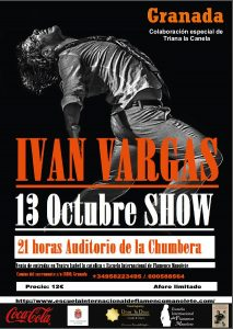 Cartel Ivan Vargas