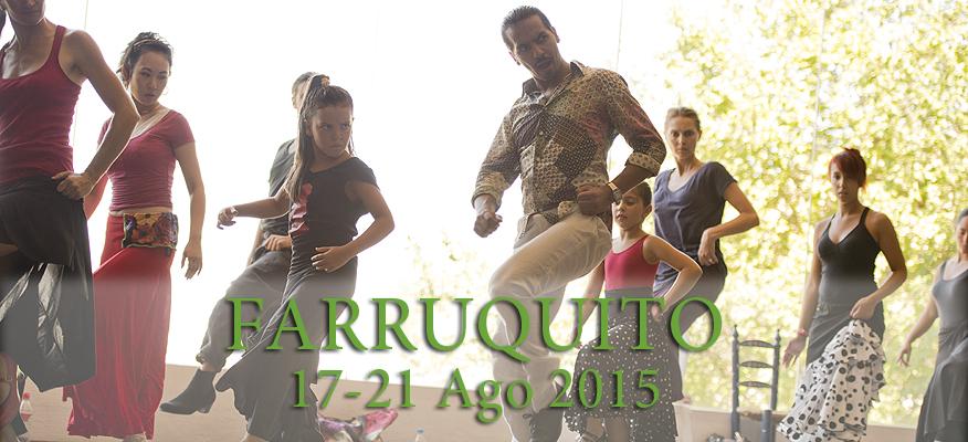 Próximo curso de Farruquito y Manolete