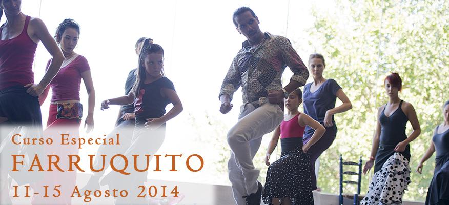 Cartel actuación Farruquito en Granada