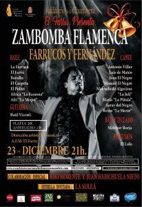 zambomba Familia Farrucos y Fernández Granada