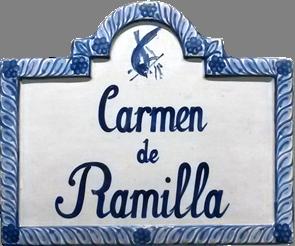 Logo Carmen de Ramilla Granada