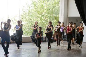 Clases Escuela de Flamenco Manolete