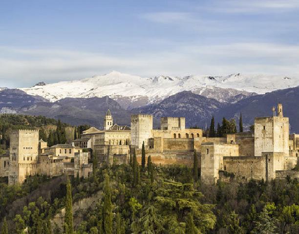 Granada enamora.