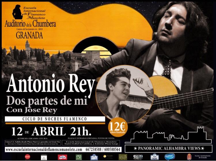 La Guitarra de Antonio Rey y José Rey