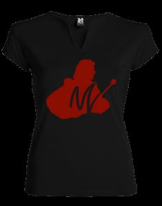 camiseta merchandising Escuela internacional de falmenco Manolete