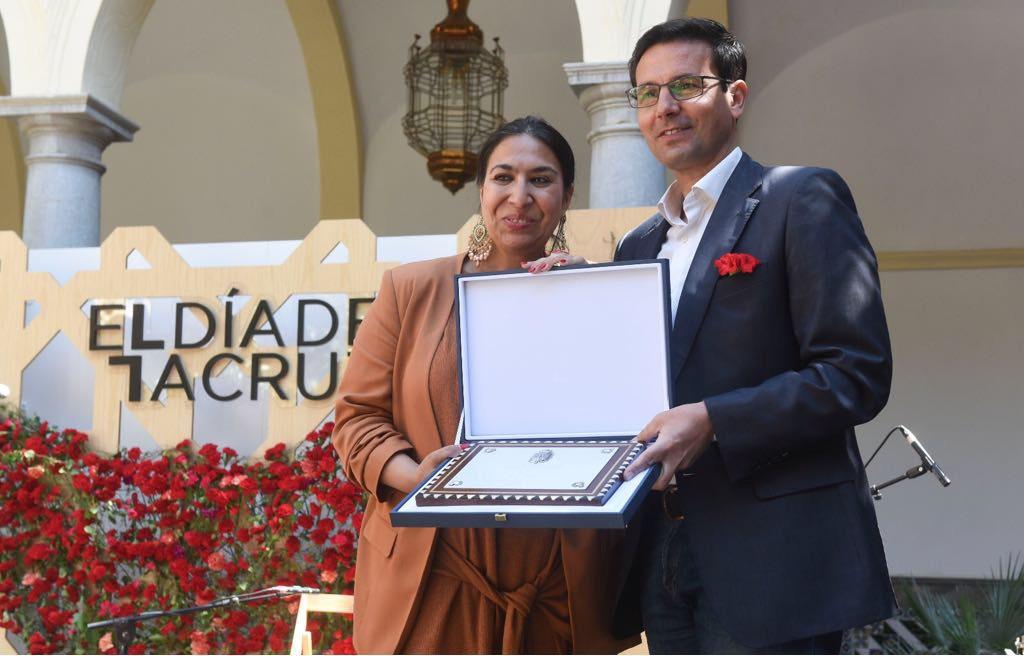 El día de la Cruz en Granada