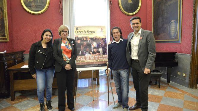 Iván Vargas y Antonio Canales, estrellas de los curso de flamenco