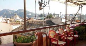 pensiones y hoteles en albaicin