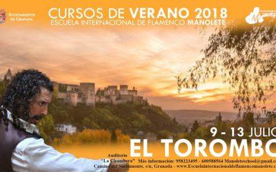 El Torombo – Cursos de verano 2018