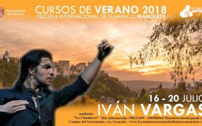 Curso de verano de Ivan Vargas