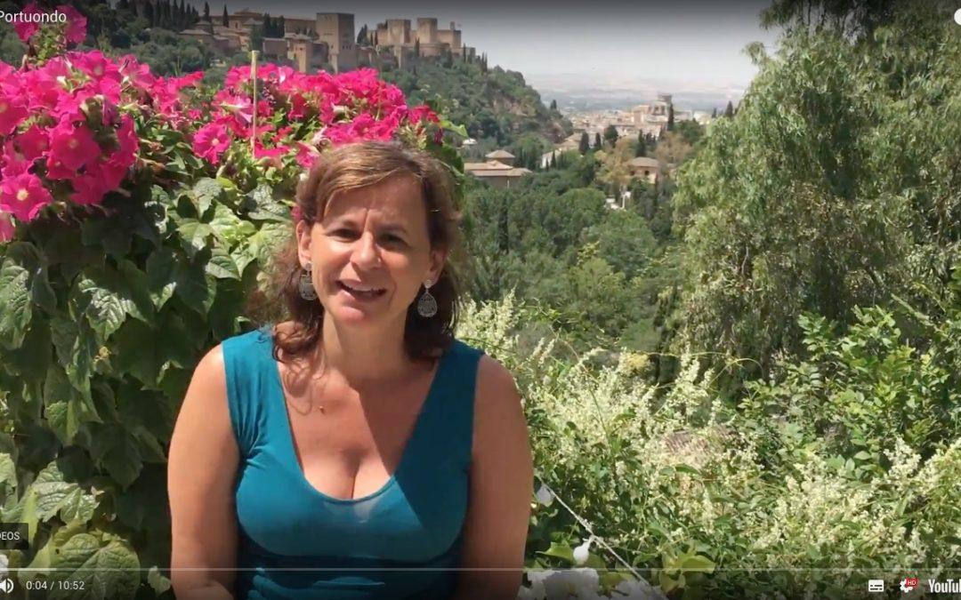 Anna de Portuondo, el flamenco no conoce fronteras