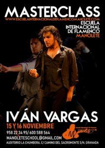 Iván Vargas masterclass