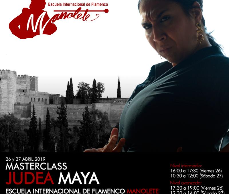 Masterclass Judea Maya