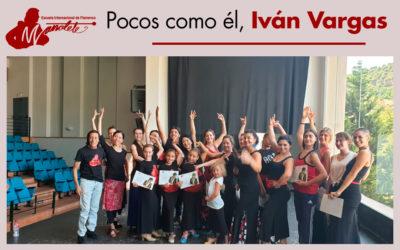 Pocos como él, Iván Vargas