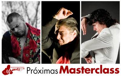 Próximas Masterclass